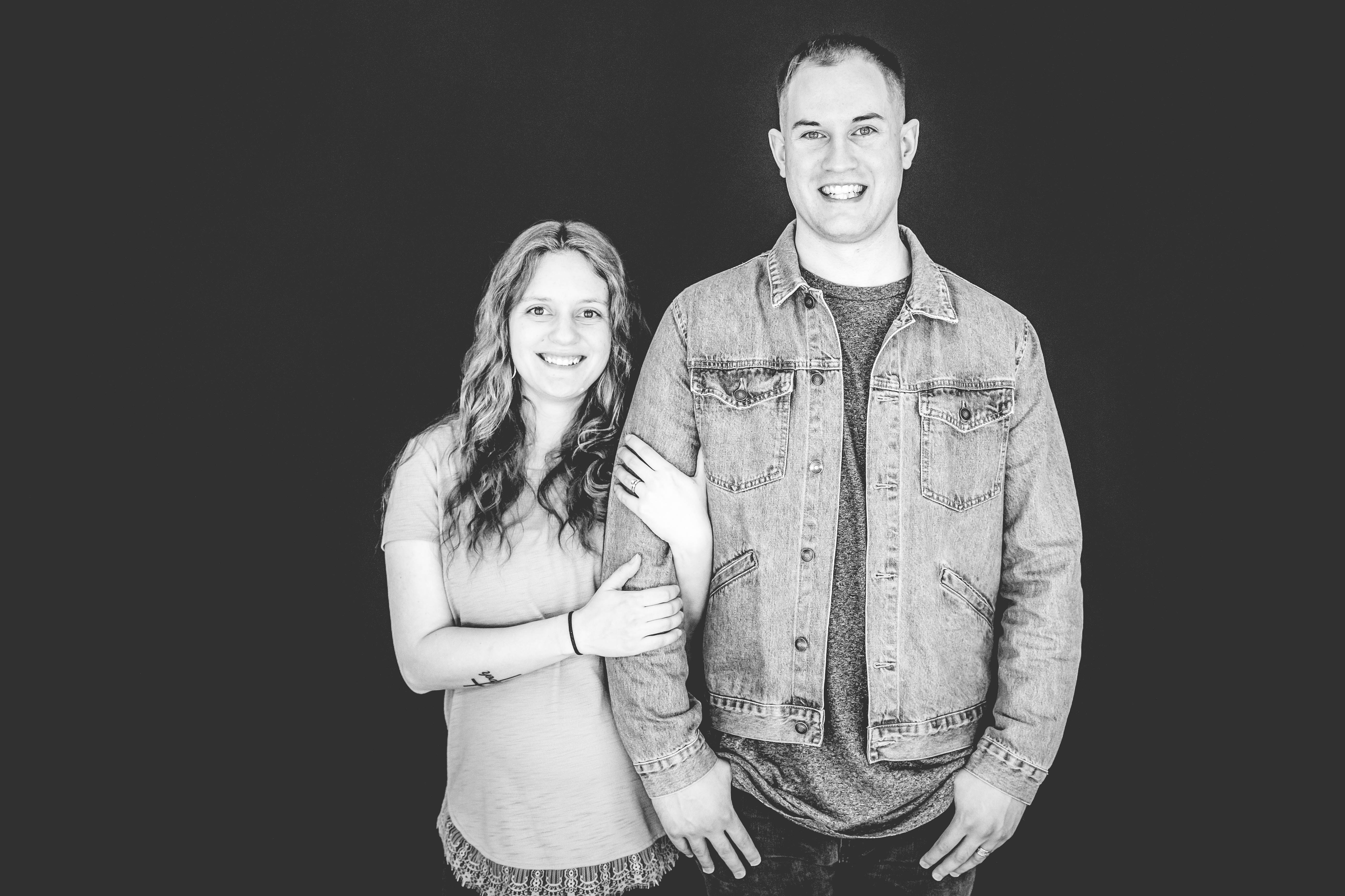 Pastors Spencer and Sarah Green